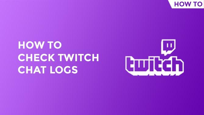 Twitch Chat Logs