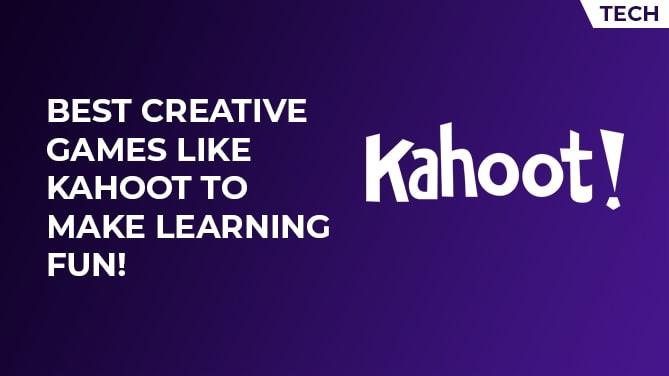 games like kahoot
